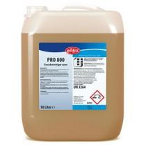 Кислотний мийний засіб для фасадів PRO-800 10л