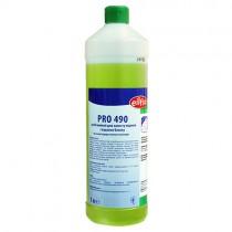 Засіб мийний для захисту підлоги та надання блиску PRO490 1л