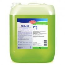 Засіб мийний для захисту підлоги та надання блиску PRO490 10л