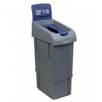 Урна для сміття MIXED PROCYCLE 80л