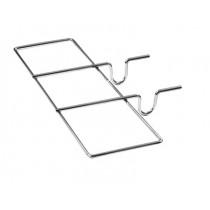 Підставка металева для щіток і швабр